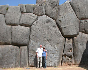 Amazing Stonework at Saqsaywaman