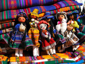Sunday Market at Pisac