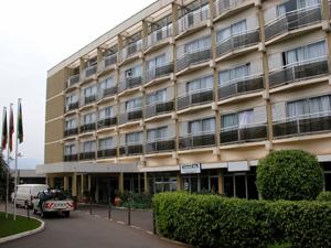 Hotel des Mille Collines ('Hotel Rwanda')