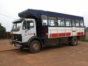 Intrepid/Guerba Overland Truck