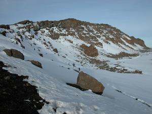 Mt. Kilimanjaro Crater Rim