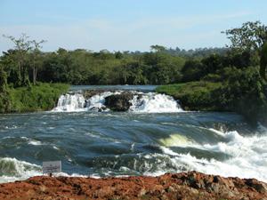 Bujagali Falls
