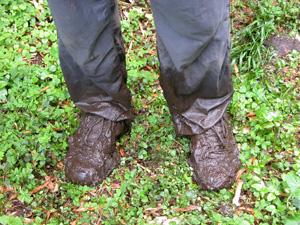Muddy Gorilla Trek