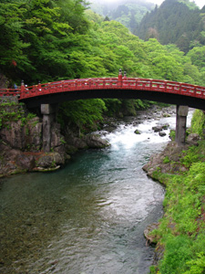 Shinkyo Bridge - Nikko