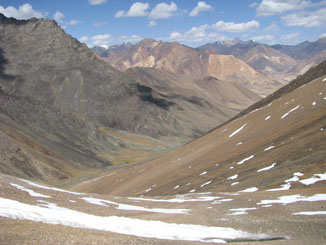 Gumbezkul Valley Hike in the Pamirs
