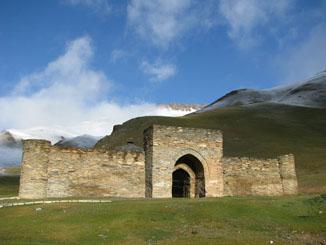 Tash Rabat Caravanserai in Kyrgyzstan