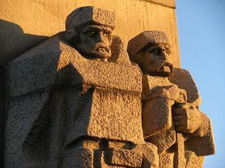 Shipka Pass Freedom Monument