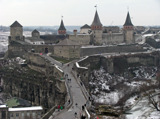 Fortress of Kamyanets Podilsky