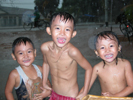 Photo Cambodian Kids