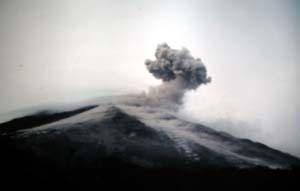 Arunal Volcano - Why You're in Danger of Dead