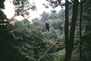 Costa Rica - Zipping Through the Trees