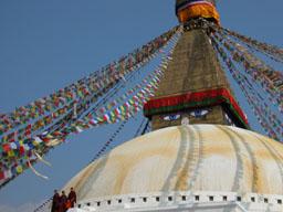 Boddhinath stupa