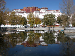 Reflecting Potala