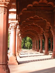 Delhi Red Fort arch-itecture