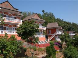 High View Resort at Dhulikhel, Nepal