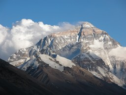 Everest - Qomolangma...Goddess Mother of the Earth