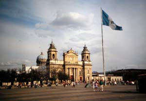 Guatemala City - Central Plaza