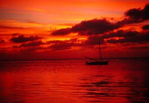 Red at Night, Sailors Delight