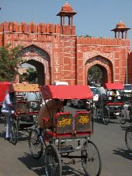 Jaipur city gate