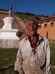 Distinguished elder