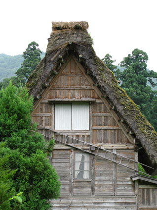 Unesco World Heritage Site of Ogimachi