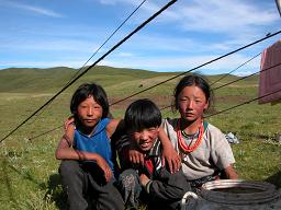 Nomadic kids