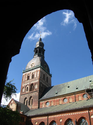 Riga, Latvia - Dome Cathedral