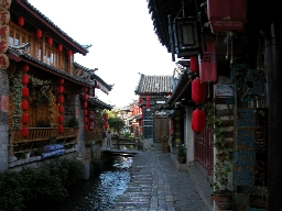 Alleyways of Lijiang