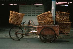Penang - Hauling Baskets