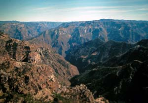Mexico - Copper Canyon