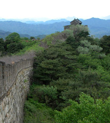 Tower on the Great Wall