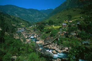 Annapurna Circuit - Village
