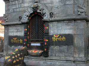 Temples of Pashupatinath