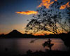 Lake Atitlan sunset - Guatemala
