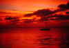 Red at night, sailors delight - Honduras