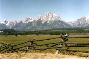 Tetons - Wyoming, USA
