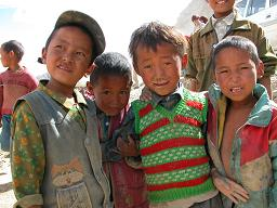 Rural kids