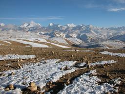 Last pass in Tibet