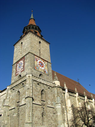 Brasov, Romania - Black Church