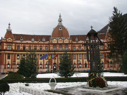 Architecture of Brasov, Romania