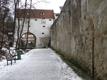 Brasov, Romania - Graft Bastion