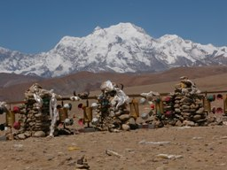 Mt. Shishapangma - 14th highest in the world