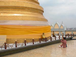 Bangkok, Thailand - Golden Mount