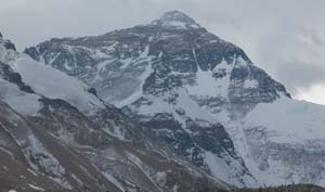Mt. Everest (Qomolungma)