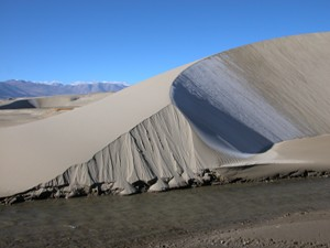 Road to Shegar, Tibet - Dune