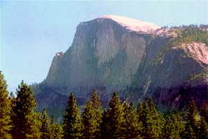 California - Half Dome