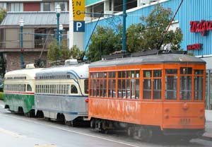 California - San Francisco Trams