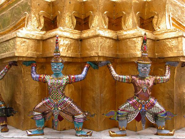 Grand Palace Complex - Bangkok, Thailand
