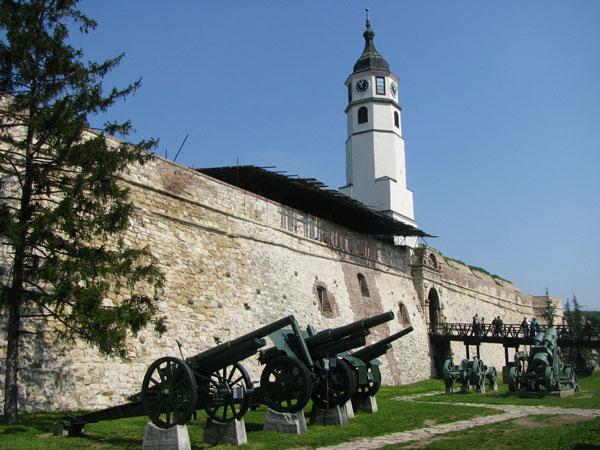 Belgrade, Serbia - Kalemegdan Citadel