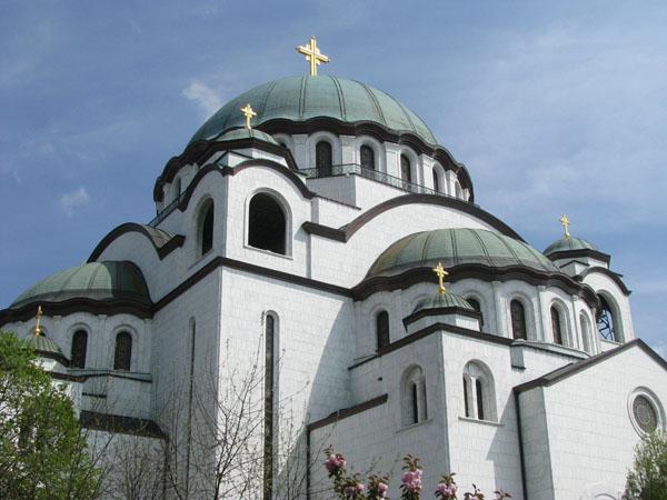 Belgrade, Serbia - Sava Church